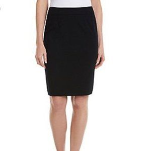 Michael Kors Black Pencil Skirt
